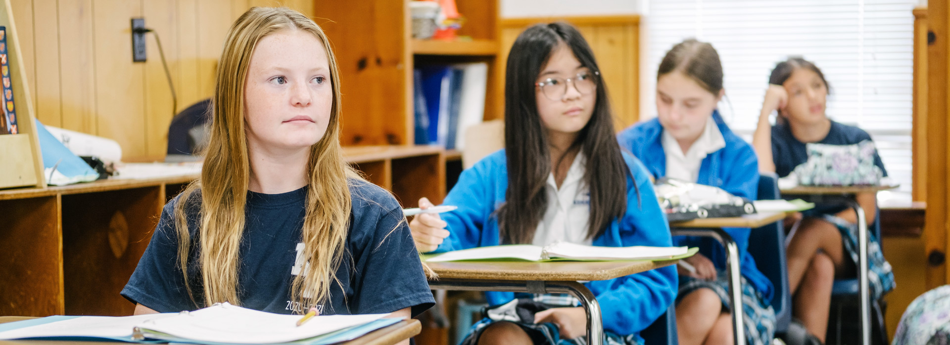 We're proud to be an International Baccalaureate® World School