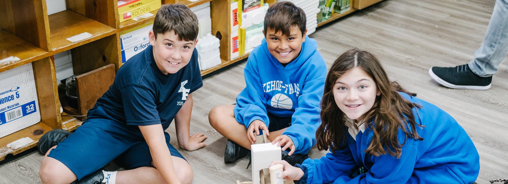 Why parents choose Kehoe-France Southshore School?